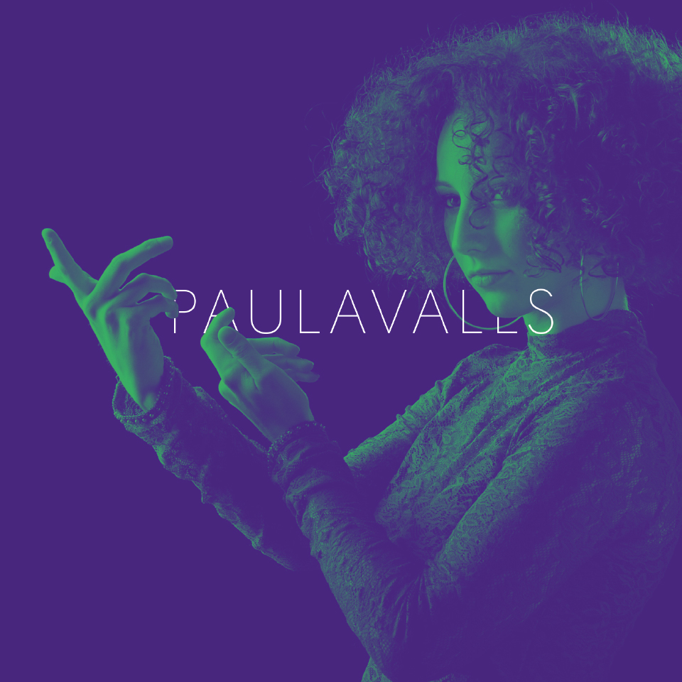Paula Valls Cd Cover